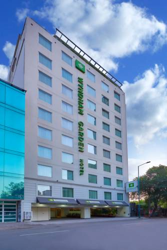 Hotel Wyndham Garden Mexico City Polanco